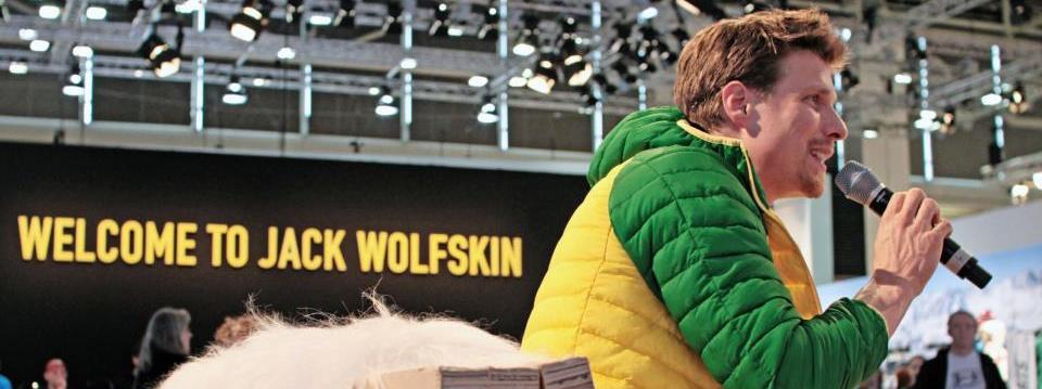 Jack Wolfskin Ispo